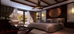 东南亚风格卧室有什么特点