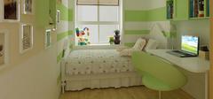 儿童房设计原则有哪些?