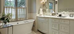 浴室装修五大要素,全面装修!