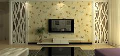电视机背景墙有哪些装修细节?
