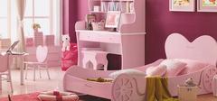 家居装修,小空间打造公主梦!
