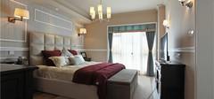 不同风格的卧室窗帘介绍