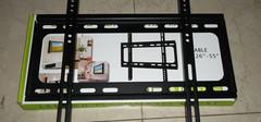 液晶电视挂架的安装方法