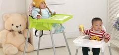 儿童餐椅有哪些选购要点?