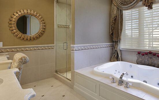 浴室装修五大要素