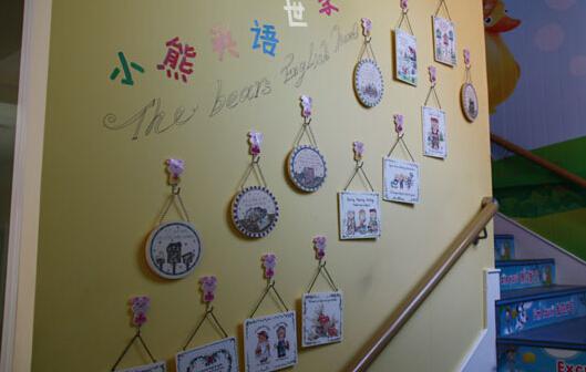 幼儿园废物利用装饰