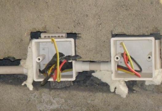 电工施工布线注意事项