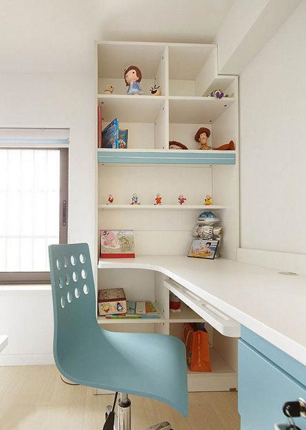 小户型书房设计效果图