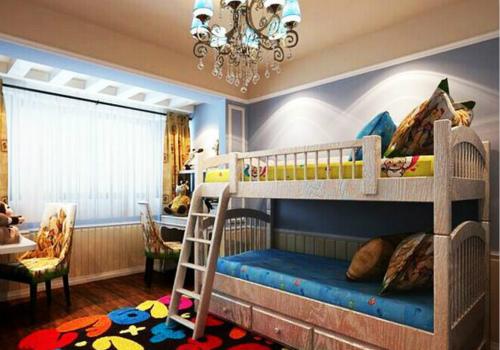 儿童家具效果图