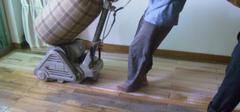 木地板翻新,旧貌换新颜!