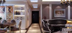 4款家庭门厅装修效果图案例欣赏