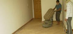 木地板打蜡,四步解决地面保养!