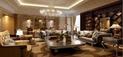 欧式客厅的特点是什么