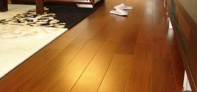 實木地板翻新的條件和方式