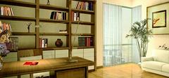 书房装修效果图,精美图集!