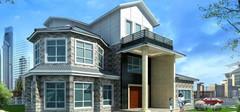 外墙瓷砖的搭配方法以及尺寸的选择