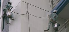 外墙涂料施工工艺,知施工条件求质量!