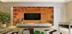 客厅背景墙的装修方法
