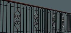 铁栏杆的价格,铁栏杆是如何保养的?