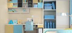 儿童书房装修,孩子必备空间!