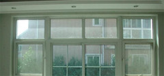 塑钢窗漏风的原因以及维修办法
