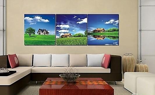 客厅装饰画选择