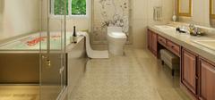 卫生间地砖如何选购?