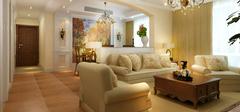大气客厅装修,提高生活质量!
