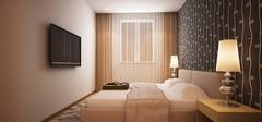 卧室装修效果图,安静舒适的特点!