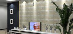 砂岩背景墙的安装和保养