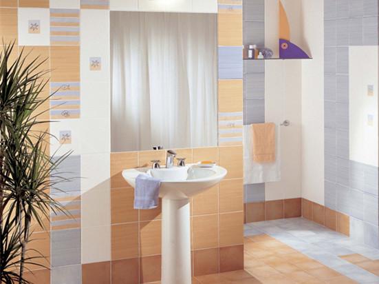 卫生间壁纸