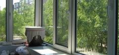 彩铝与塑钢门窗,材料质量有差别!