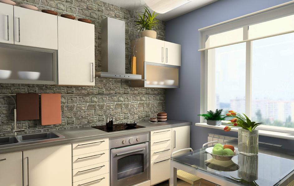 厨房装修材料