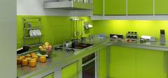 厨房风水位置,选出健康风水!