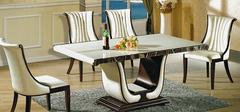 如何选购大理石餐桌?