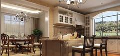 欧式风格装修,打造古典厨房!