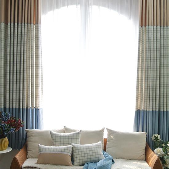 美式布艺窗帘