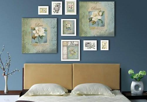 照片墙的设计