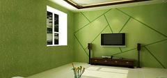 用硅藻泥装修电视墙有哪些优点?