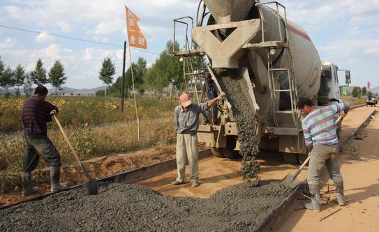 水泥施工步骤