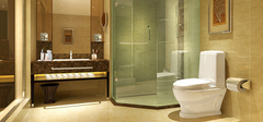 卫生间设计有哪些原则?