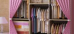 简易衣柜有哪些优点及选购技巧?