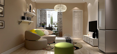 一居室小户型装修图,喜欢哪一款?