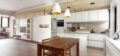 小户型厨房改造技巧,完爆大空间!