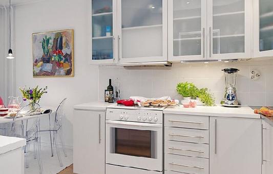 小户型厨房改造技巧