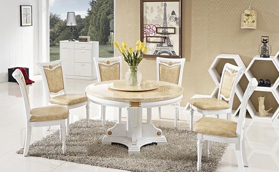 人工大理石餐桌