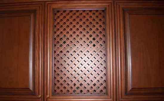 实木橱柜门板