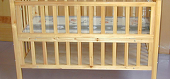 选购婴儿床需要注意哪些要素?
