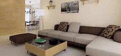摆放客厅沙发有哪些风水禁忌?
