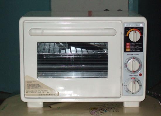 烤箱预热要多久